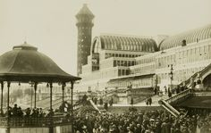 Crystal palace 1928