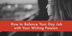 So, you can't afford to quit your job and write full time? Check out today's post for tips on how to do both. writersrelief.com