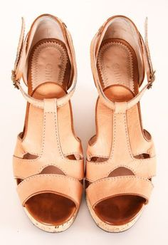 Chloe Heels for summer