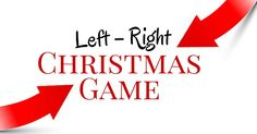 """How to play the popular left-right Christmas game, complete with a funny story you can use. You won't want to """"pass"""" on this article. Cowboy Christmas, Christmas Humor, Holiday Fun, Christmas Holidays, Holiday Games, Christmas Brunch, Christmas Goodies, Christmas 2017, Family Holiday"""