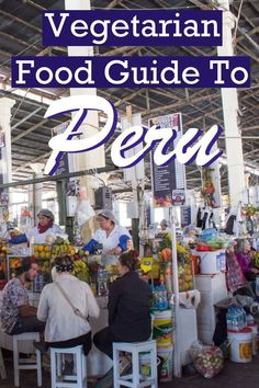 Peru is not known for being vegetarian-friendly. However, with a little bit of prior planning, it is actually quite easy to eat a vegetarian diet in Peru without starving Vegetarian Options, Vegetarian Recipes, Hotel Breakfast Buffet, Pesto Potatoes, Homemade Trail Mix, Peruvian Recipes, Peru Travel, Falafel, Traveling By Yourself
