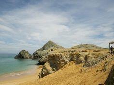La Guajira tiene una de las playas más fascinantes del país: la playa del Pilón, en el Cabo de la Vela. / Fot: Natalia Gómez Carvajal.