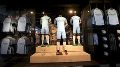 RELAUNCH: The brand new CityStore reopened its doors with the 2016/17 home kit.