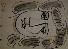 0631.jpg (580×800)  Юло Соостер «Поцелуй» 1958