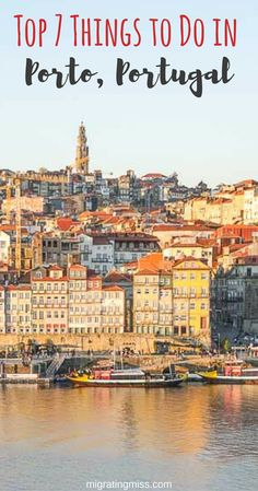 7 Things to Do in Porto That Don't Involve Port Wine - Porto was the best place to visit in Portugal in my opinion, it had so many awesome things to see and do!