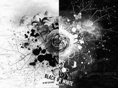 35 #Dynamic Black and White #Wallpapers for #Desktop