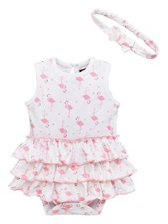 Clothing, Shoes & Accessories Girls' Clothing (newborn-5t) Girls 2 Piece Top & Leggings Set By George 6-9months Fashionable And Attractive Packages