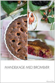 Opskrift på mandelkage fra Marinas mad