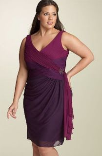 Steal The Limelight Of Parties: Designer plus Size Clothing