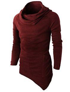 H2H Mens Casual Turtleneck Slim Fit Pullover Sweater Obli... https://smile.amazon.com/dp/B00H43VC7Q/ref=cm_sw_r_pi_dp_x_5TqQybCN0ME0D