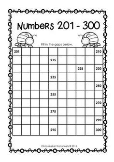 Here's a 1000 grid that shows skip counting by 10 from 10