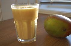 Kikertterroristen | Vegansk matblogg: Vegansk mango lassi