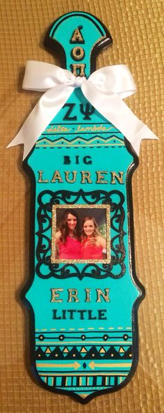 Paddle for my big!