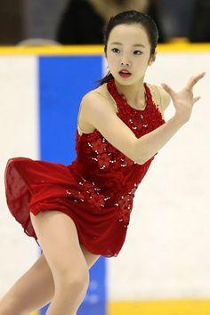 Marin Honda 本田真凜    全日本ジュニア・第2日 フォトギャラリー フィギュアスケート スポーツナビ
