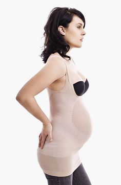 Blanqi 'Bodystyler' Underbust Maternity Support Tank | I had this while pregnant and it's a great support tank to start wearing at 20 weeks of pregnancy and even afterwords especially for c-section moms