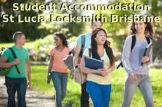 Student accommodation locks St Lucia Locksmith Brisbane