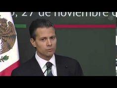 Todos somos Ayotzinapa.- Peña Nieto