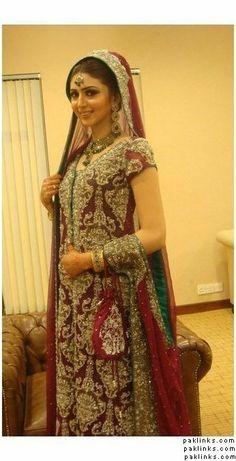 Pakistani, Queens, Dairy, Saree, Indian, Bride, Elegant, How To Wear, Beauty