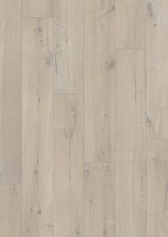 Discover the fresh Quick Step light oak flooring from Magnet. This water resistant laminate flooring brings a clean, airy feel that's reminiscent of a beach hut by the sea.