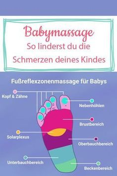 Foot reflexology massage for babies: how to alleviate the pain of your child - Geburt - Baby Tips Baby Massage, Massage Bebe, Foot Massage, Parenting Books, Parenting Advice, Kids And Parenting, Parenting Classes, Parenting Styles, Baby Tips