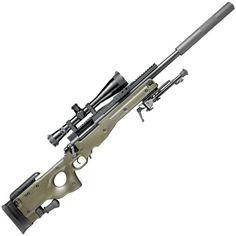 M24A3 in .338 Lapua Magnum