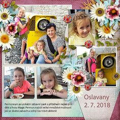 Scrapbook, Frame, Summer, Blog, Sisters, Graphics, Picture Frame, Summer Time, Graphic Design