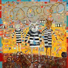 Ray the Prison Cat | Kathy Beynette