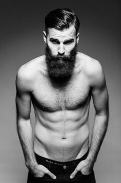 taper pompadour haircut with beard | RE: Best Hairstyles for Beards - Guide with Pictures and Advice