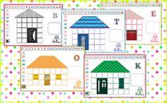 IPOTÂME ....TÂME: CP atelier comptage : les maisons