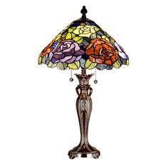 I pinned this Battersby Table Lamp from the Dale Tiffany event at Joss and Main!