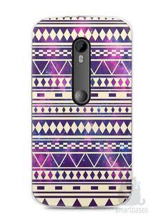 Capa Moto G3 Étnica #1 - SmartCases - Acessórios para celulares e tablets :)