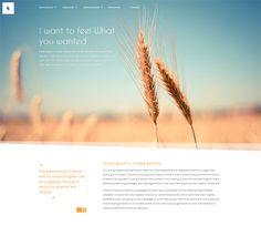 Organic  Free #Responsive #HTML5 #CSS3 #Mobileweb Template