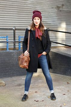 Street Style Fashion – December Winter Fashion 2013/2014 (Vogue.com UK)