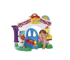 fisher price learning house one of my kids favorite toys