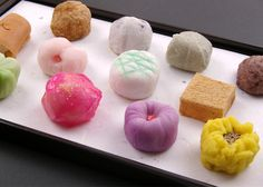Monthly sweets 京都「華松苑」月替わり和菓子