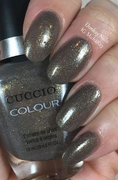 ehmkay nails: Cuccio Colours Nudetrals Collection: Swatches and Review