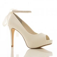 Sapato Colorido para Debutante - Modelo SS36 OFF WHITE Santa Scarpa