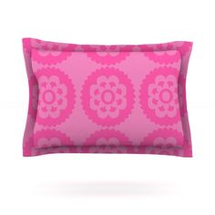 Moroccan by Nicole Ketchum Woven Pillow Sham