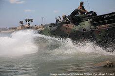 AAV7A1 Assault Amphibious Vehicle