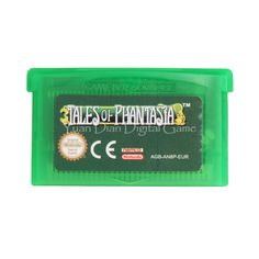 Nintendo GBA Video Game Cartridge Console Card Tales of Phantasia ENG/FRA/DEU/ESP/ITA Language Version