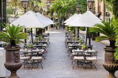 Les belles terrasses de l'été 2017  Les Jardins du Marais Paris
