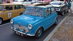 1962 Mini Copper