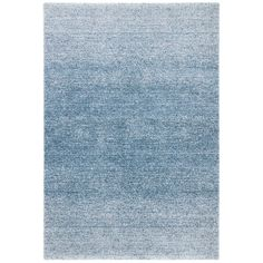 Safavieh Retro Branislava Modern Ombre Rug - Overstock - 31696875 - 8' X 10' - Grey/Light Blue