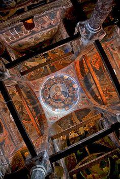 Monastery of St. Mark, near Skopje, Macedonia