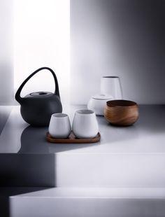 Cha Tee service, Rosenthal Studio Line 2014 - design by  federicacapitani.com