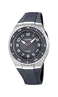 Calypso watches Jungen-Armbanduhr Analog Quarz Plastik K6063/1 - http://autowerkzeugekaufen.de/calypso/calypso-watches-jungen-armbanduhr-analog-quarz-1