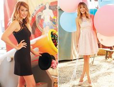 Lauren Conrad For Kohl's Holiday Collection 2013
