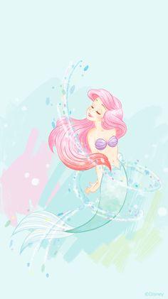 Disney Princess Tattoo, Disney Princess Ariel, Disney Princess Drawings, Disney Princess Pictures, Tinkerbell Disney, Tattoo Disney, Punk Princess, Disney Fan Art, Disney Fun