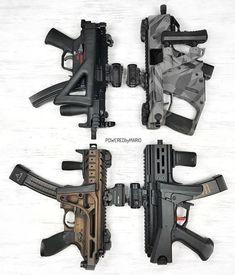 #airsoftaeg Weapons Guns, Guns And Ammo, Ar Pistol, Submachine Gun, Custom Guns, Fire Powers, Military Guns, Cool Guns, Firearms