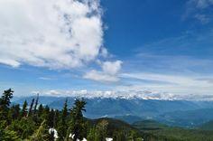 Round Mountain hike samples Garibaldi Provincial Park's delights. #hiking